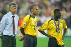 Thierry Henry critique Wenger