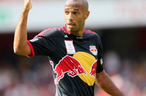 Thierry Henry en vacances
