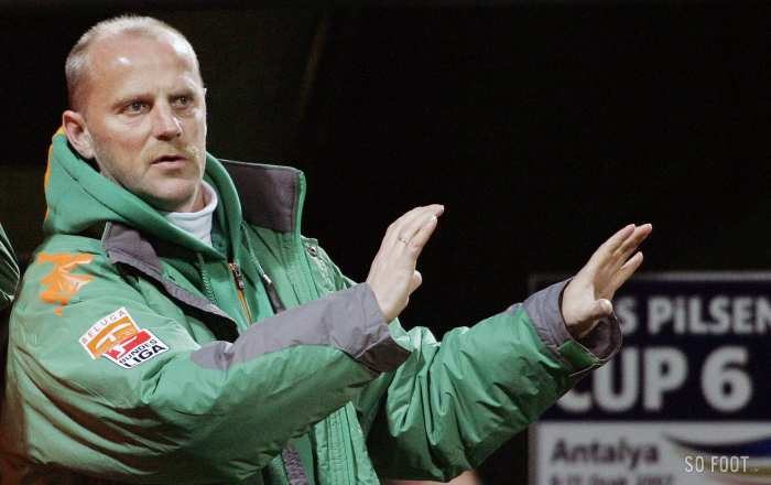 Thomas Schaaf : « Guy Roux, Sir Alex et moi, cela n'arrive plus »