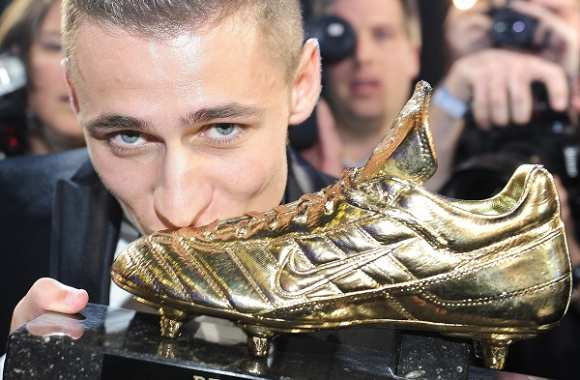Thorgan Hazard Soulier d'Or