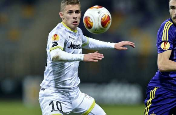 Thorgan Hazard (Zulte Waregem)