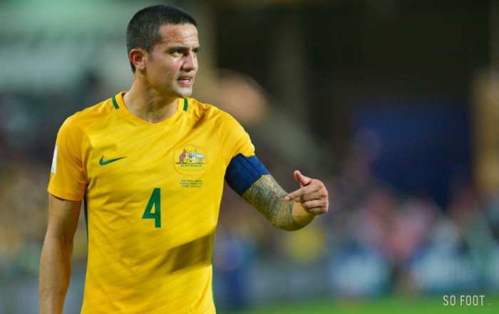 Tim Cahill, l'immortel
