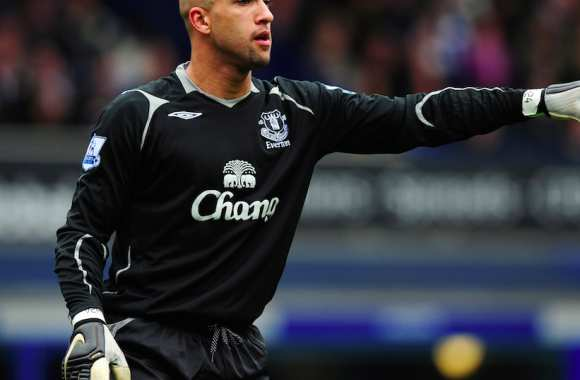 Tim Howard en 2009.