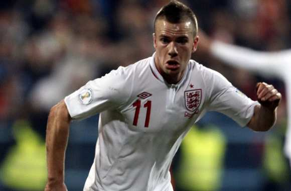 Tom Cleverley (Angleterre)