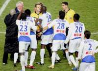 Top 10 : Agressions d�arbitres