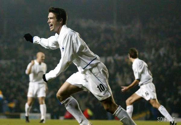 Top 10 : Les buts d'Harry Kewell