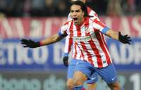 Le beau Radamel Falcao (Atletico de Madrid)