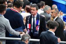 Top 9 : Manuel Valls et le foot