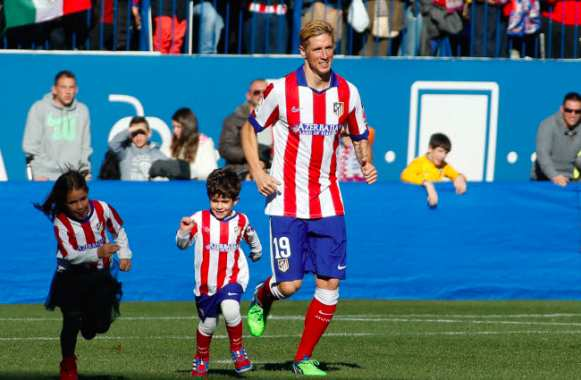 Torres titulaire face au Real