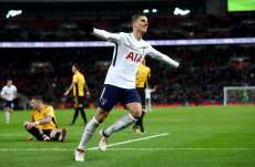 Tottenham passe en replay contre Newport