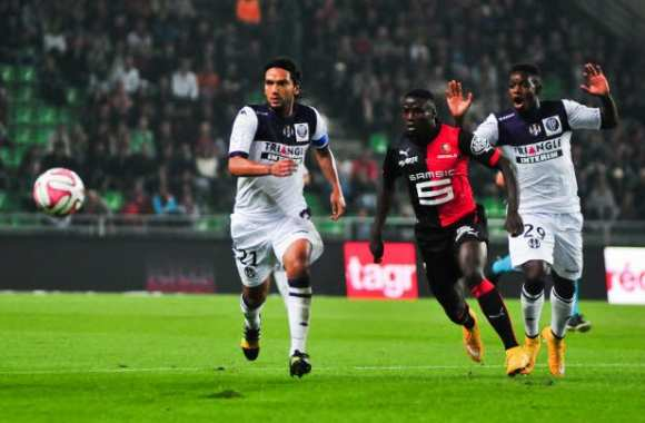 Toulouse domine Rennes 3-0
