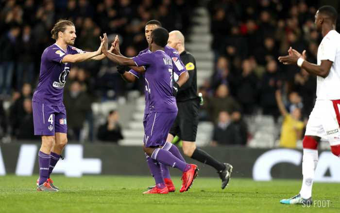 Toulouse expulse Bordeaux de sa Coupe de la Ligue