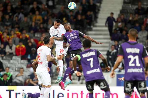 Toulouse refroidit Lille, Reims dompte Montpellier