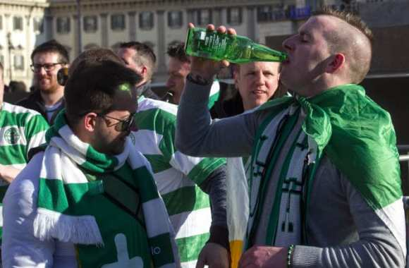 Trois supporters du Celtic bannis