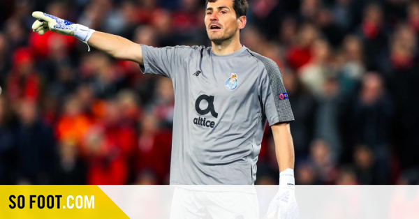Au Portugal, le domicile d'Iker Casillas perquisitionné