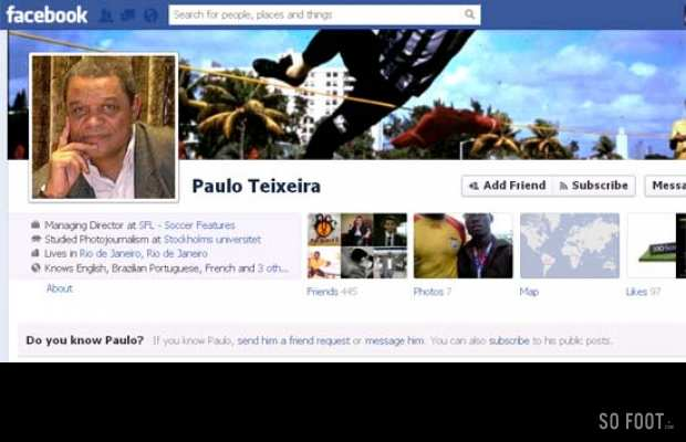 Un agent suspendu � cause de Facebook