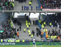 Un derby agit� entre supporters