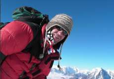 Un fan de Sheffield en phase terminale grimpe l'Everest