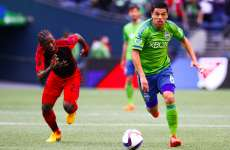 Un Portland Timbers / Seattle Sounders en avril 2015