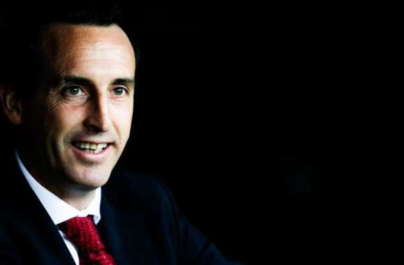 Unai Emery, novel entraîneur du PSG