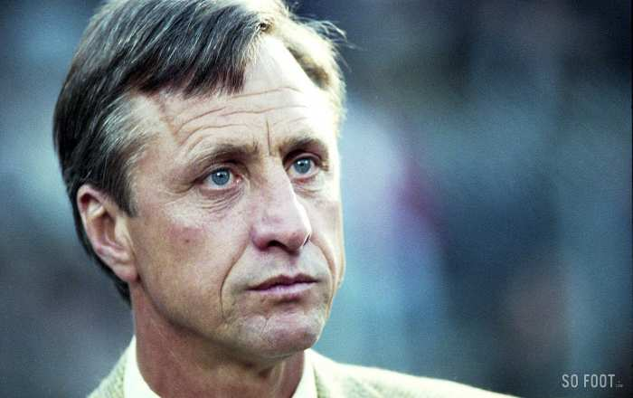 Valdano: « Cruyff, un mythe du football »