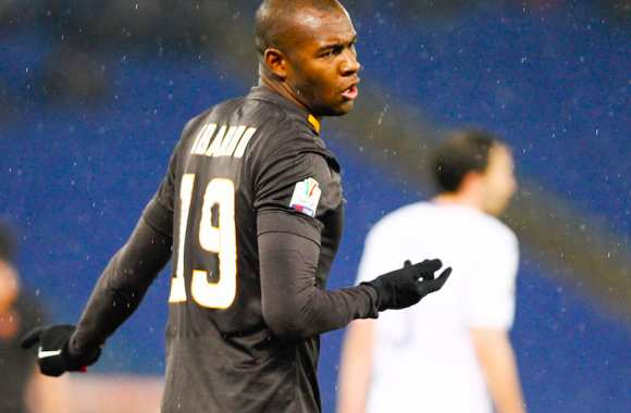 Victor Ibarbo, nouvelle recrue de l'AS Roma