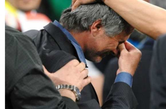 Video : Materazzi/Mourinho, amour d'hommes