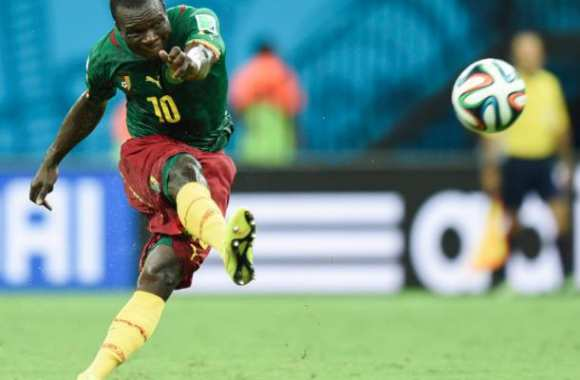 Vincent Aboubakar quitte la Ligue 1