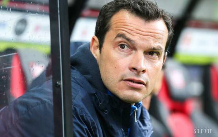 Vincent Hognon nouveau coach de Nancy