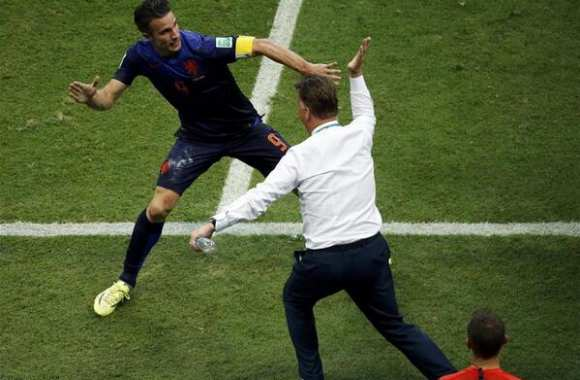 Vine : la réaction de Van Gaal
