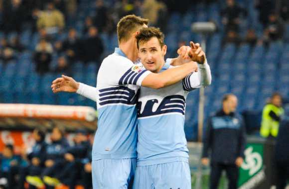 Vine : Le but de Klose contre le Chievo