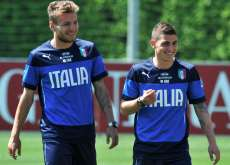 Visiblement, Immobile est un peu plus grand que Verratti