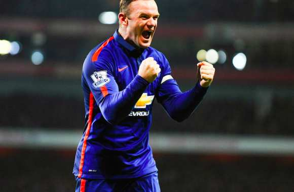 Wayne Rooney et United reçoivent Hull City.