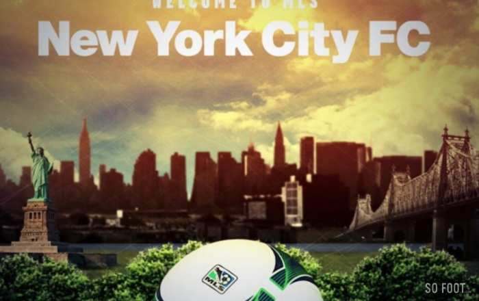 Welcome to New York City FC