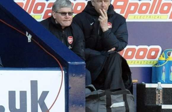 Wenger assume