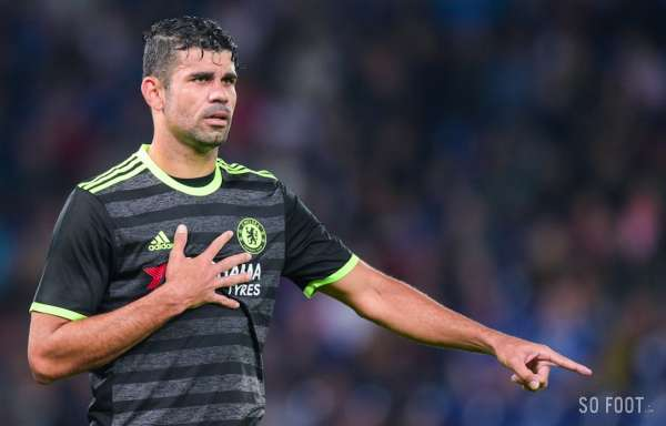 "Wenger : ""Diego Costa, je l'aime"""