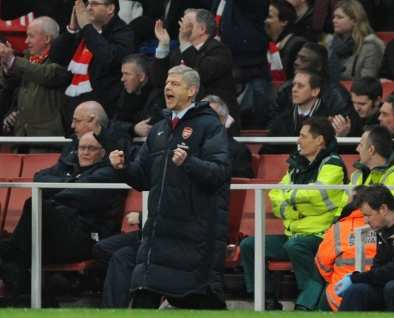 Wenger encore optimiste