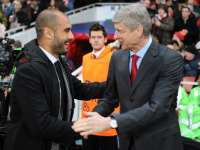 Wenger surpris par Guardiola