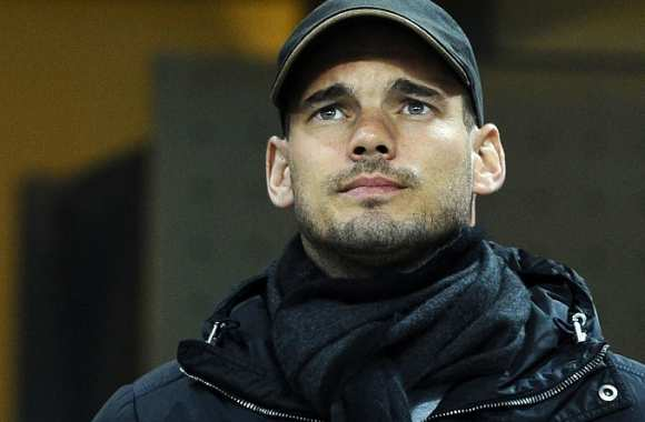 Wesley Sneijder, toujours à l'Inter