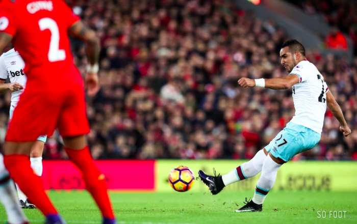 West Ham accroche Liverpool