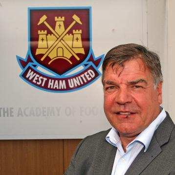 West Ham: Big Sam voit loin