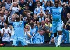 West Ham coule, City déroule