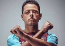 West Ham officialise l'arrivée de Chicharito