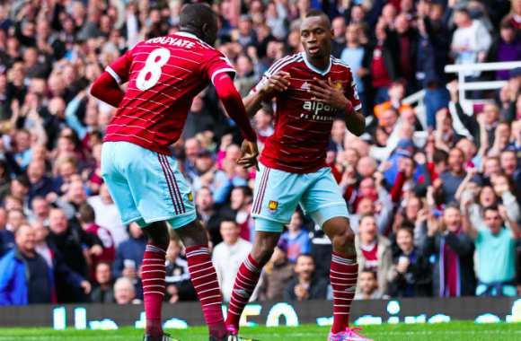 West Ham s'invite sur le podium de Premier League