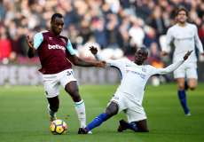 West Ham surprend Chelsea