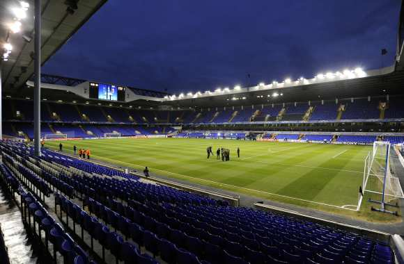 White Hart Lane.