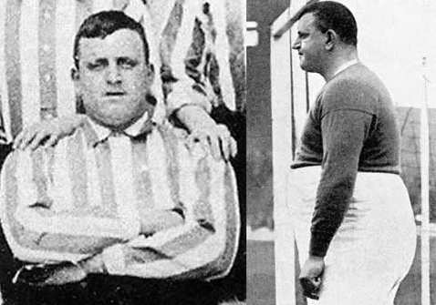 William Foulke, le gros'llkeeper