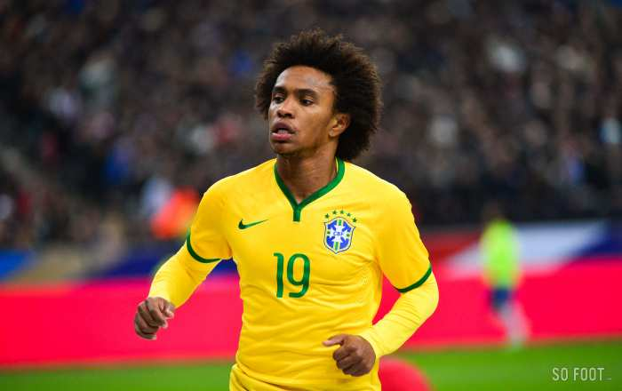 Willian, casseur de reins.