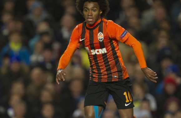 Willian (Shaktar Donetsk)