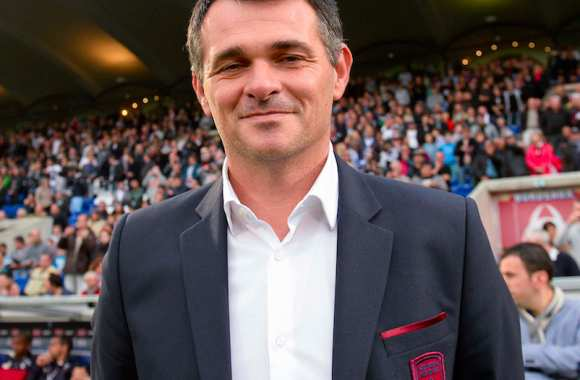 Willy Sagnol, coach des Girondins